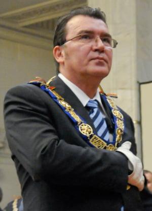 Liderul masonilor din Romania, ales intr-o pozitie cheie la nivel mondial
