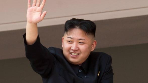 Liderul nord-coreean, dispus sa ofere un interviu pentru ... un milion de dolari