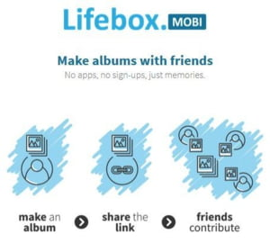 Lifebox, startup din Romania: Niciodata n-a fost mai usor sa trimiti poze pe Internet