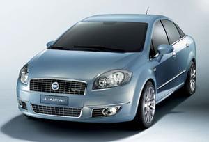 Linea, cel mai vandut model Fiat in Romania