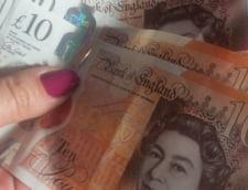 Lira sterlina s-a prabusit, dupa seria de demisii din Guvernul May