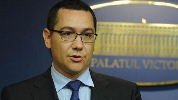 Lista masurilor lui Ponta: Plata TVA la incasare, cresterea deductibilitatii, scutiri de contributii