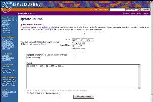 LiveJournal, prima firma Web 2.0 cumparata de rusi