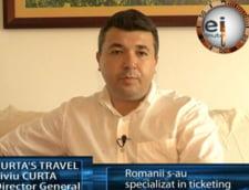 Liviu Curta: romanii s-au specializat in ticketing