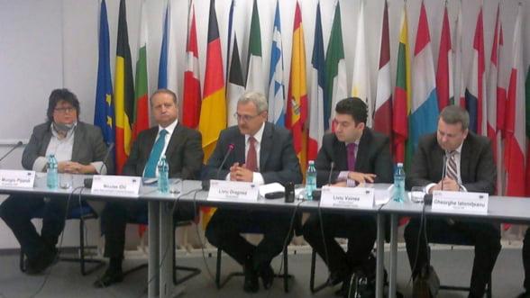 Liviu Dragnea: Avem 3.500 de santiere deschise. Trebuie sa terminam cu aceasta nebunie!