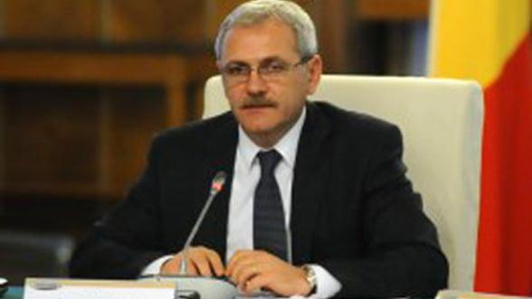 Liviu Dragnea: Puterea administrativa nu va fi concentrata intr-un singur oras