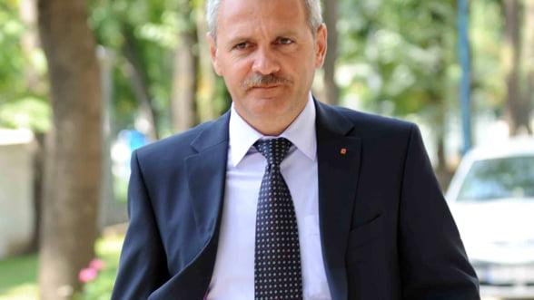 Liviu Dragnea: Vom merge mai departe cu exploatarea gazelor de sist