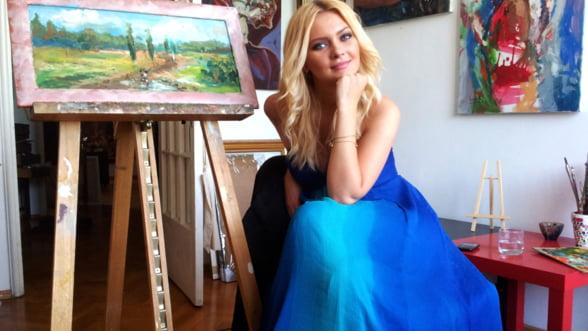 Liviu Mihai: Arta pentru bani este cosmarul meu cel mai mare