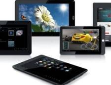 Livrarile mondiale de tablete au crescut cu peste 50% anul trecut