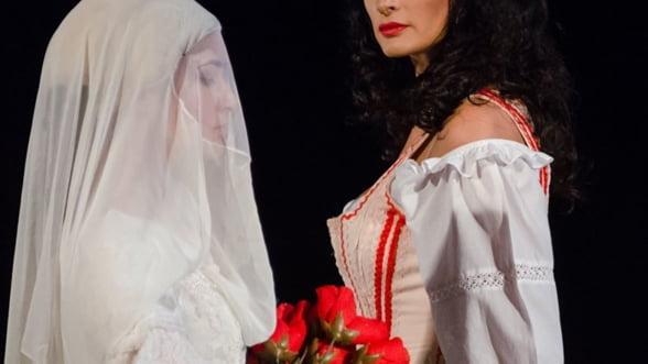 Ljubica Vranes, invitata in spectacolul Carmen de pe scena Operei Nationale Bucuresti
