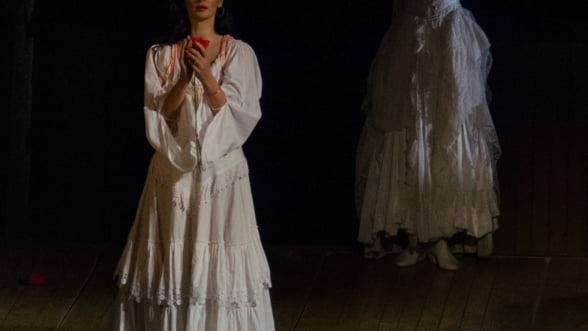 Ljubica Vranes si Mikheil Sheshaberidze, invitati in spectacolul Carmen de pe scena Operei Nationale Bucuresti