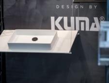 Loa by Kuma, un decor elegant pentru salile de baie din casa ta