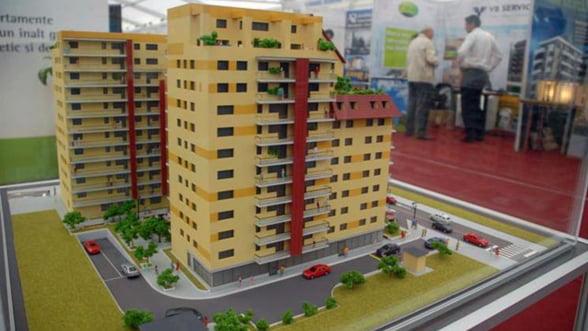 Locuinte in provincie de la 9.000 de euro, promovate la Targul National Imobiliar