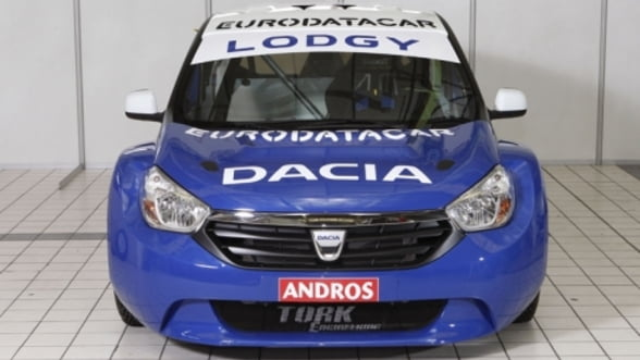 Lodgy Glace, vedeta Dacia la raliul de iarna