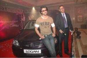 Logan EDGE - editie de lux, lansara de Renault in India