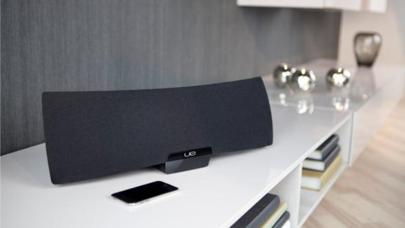 Logitech UE Air Speaker, sistem audio pentru iPhone si iPad