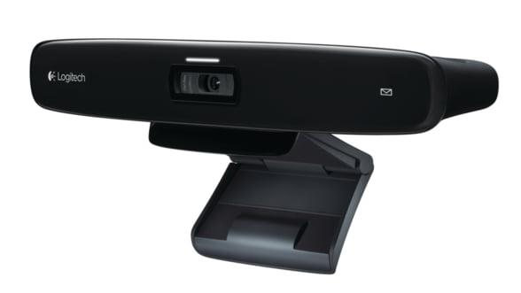 Logitech a lansat o camera video HD speciala pentru Skype