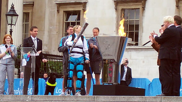 Londra gazduieste, incepand de miercuri, cele mai mari Jocuri Paralimpice din istorie