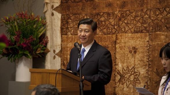 Londra pregateste terenul pentru afaceri de miliarde cu China