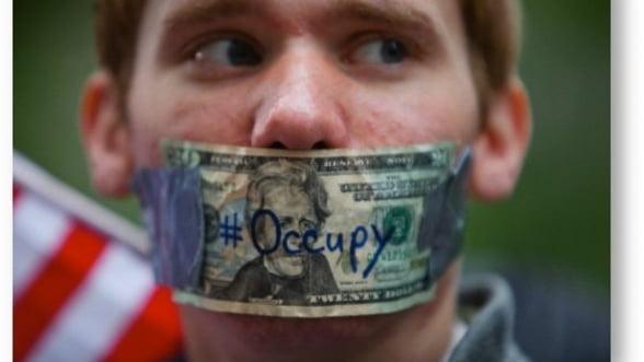 "Los Angeles a pierdut 2,35 mil. dolari din cauza ""Occupy Wall Street"""