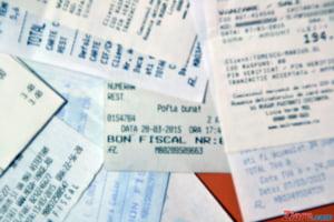 Loteria bonurilor fiscale: Cand are loc extragerea pentru luna septembrie