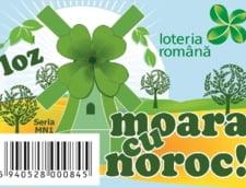 """Loteria scoate un nou loz, """"Moara cu Noroc"""": Costa 3 lei si poti castiga 20.000 de lei"""