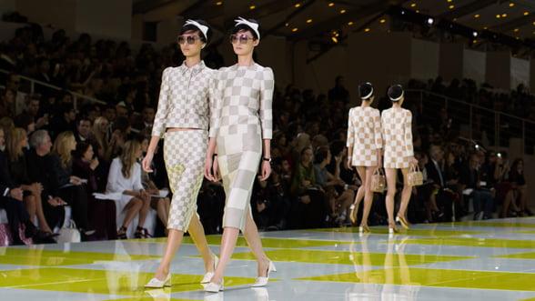 Louis Vuitton, primavara-vara 2013: Ti se potriveste colectia?