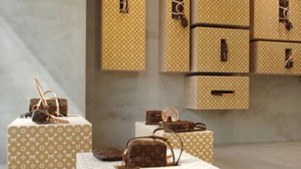 Louis Vuitton inaugureaza un nou magazin in Australia