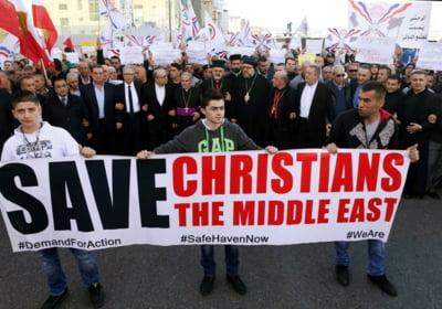 Lovitura de gratie pentru Statul Islamic: Se pregateste crearea unui STAT CRESTIN in Orientul Mijlociu sustinut de SUA si Israel