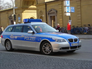 Luare de ostatici intr-o banca din Germania