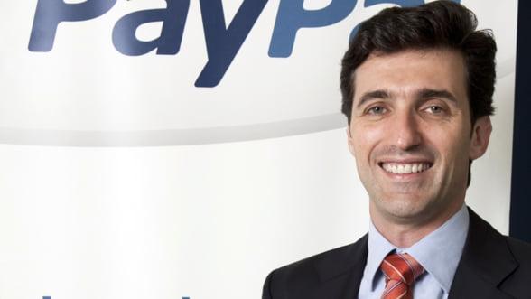 Luca Cassina, PayPal: Timpul meu, sursa de inspiratie pentru serviciu