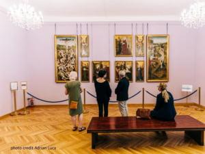Lucrari de grafica si litografii ai artistilor Picasso, Toulouse-Lautrec si Renoir, expuse la Palatul Brukenthal