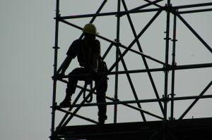 Lucrarile de constructii au crescut cu peste 33% in 2007