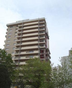 Lucrarile la ansamblul rezidential Obor Towers au fost finalizate