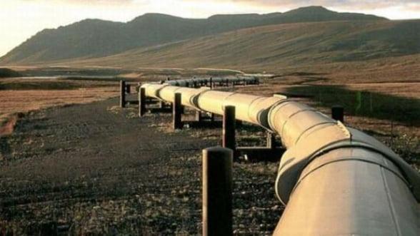 Lucrarile la conducta de gaze Iasi-Ungheni pe teritoriul Romaniei au fost finalizate