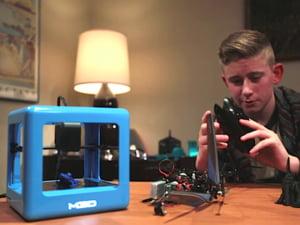 Lucruri interesante si utile care pot fi tiparite cu imprimanta 3D (Galerie foto)