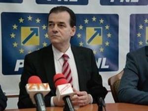 Ludovic Orban: PNL pierde lunar mii de membri, pentru ca oamenii nu sunt ascultati, nu se simt bine in partid