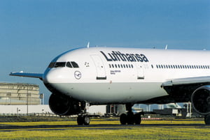 Lufthansa a afisat un profit trimestrial in crestere cu 24%