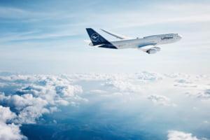 Lufthansa anuleaza 1.300 de curse aeriene pentru joi si vineri