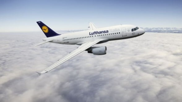 Lufthansa anunta scumpirea biletelor