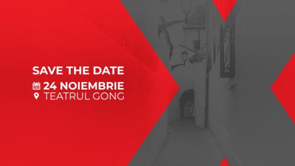 Luna noiembrie aduce o noua editie TEDxSibiu