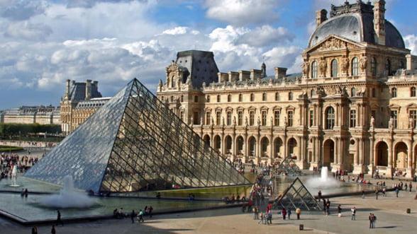 Luvru, cel mai mare muzeu din lume, cauta noi solutii pentru atragerea finantarii