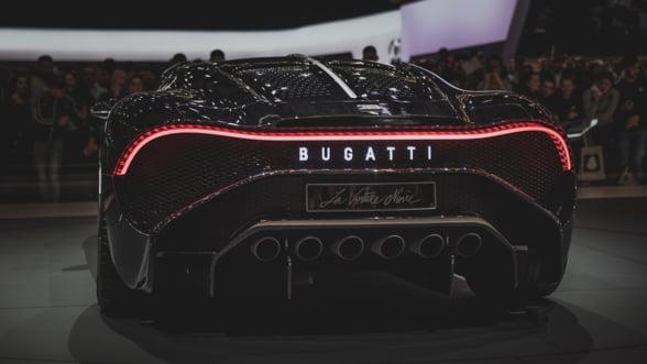 Luxul nu cunoaste criza: 2019 a fost un an excelent pentru Bugatti