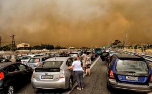 MAE avertizeaza romanii care vor sa mearga in Grecia: Va fi risc ridicat de incendii in mai multe regiuni