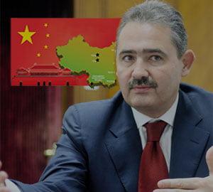MAREEA ROSIE: China este cu un picior in Europa - interviu Mihai Tanasescu