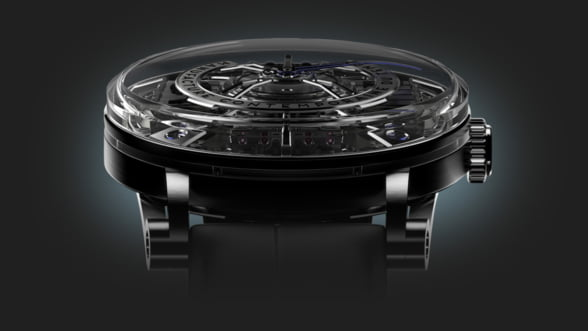 MCT Sequential Two, un ceas care impresioneaza din toate punctele de vedere