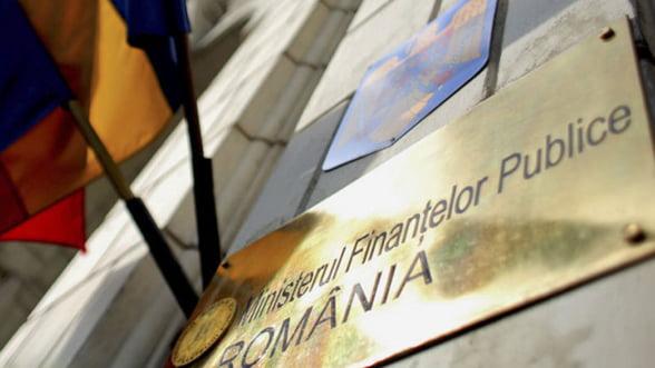 MFP a imprumutat joi 336,45 milioane de euro de la bancile comerciale