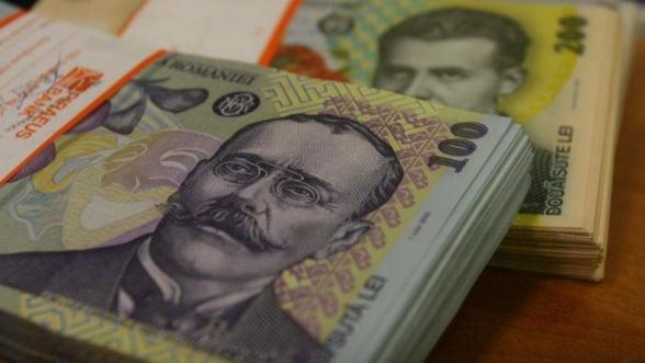 MFP a imprumutat joi de la banci 500 de milioane de lei pe trei ani, cu randament de 4,44%