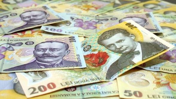 MFP vrea sa imprumute un miliard de lei luni prin doua licitatii de titluri de stat