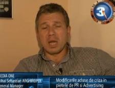 MIHAI SEBASTIAN ARGHIROPOL, manager general MEDIA ONE
